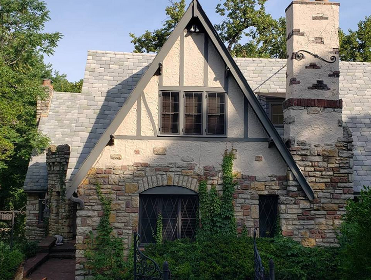 exterior repairs cottage